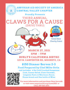 2021 Claws For A Cause