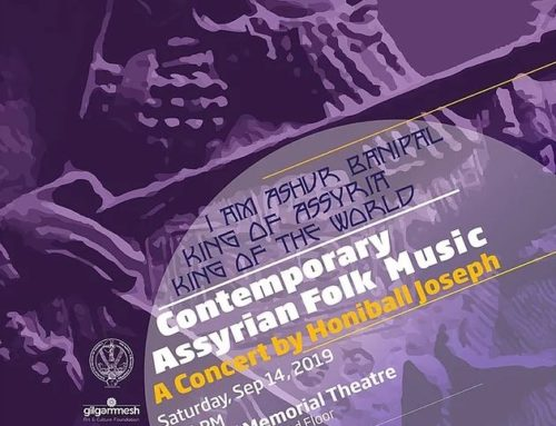 Contemporary Assyrian Folk Music Concert in San Francisco